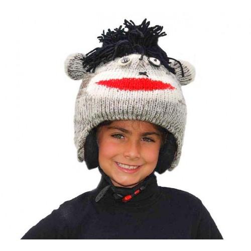 9af58a4554dc Ski Helmet Cover Black Rock Sock Punk Monkey