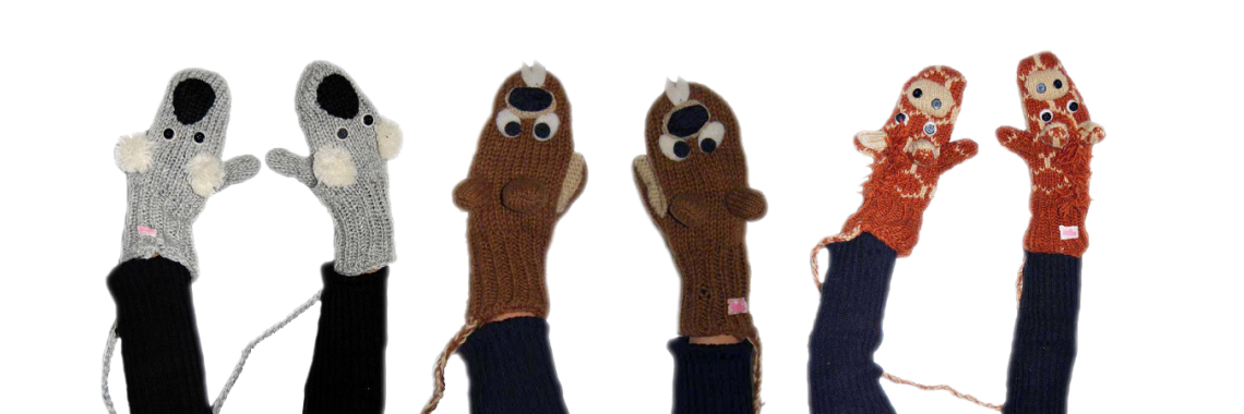 Animal Gloves