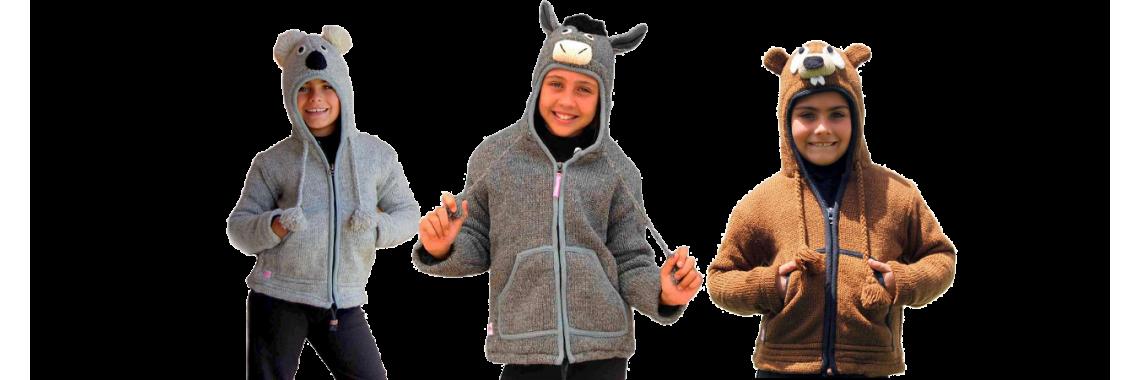 Animal Jackets